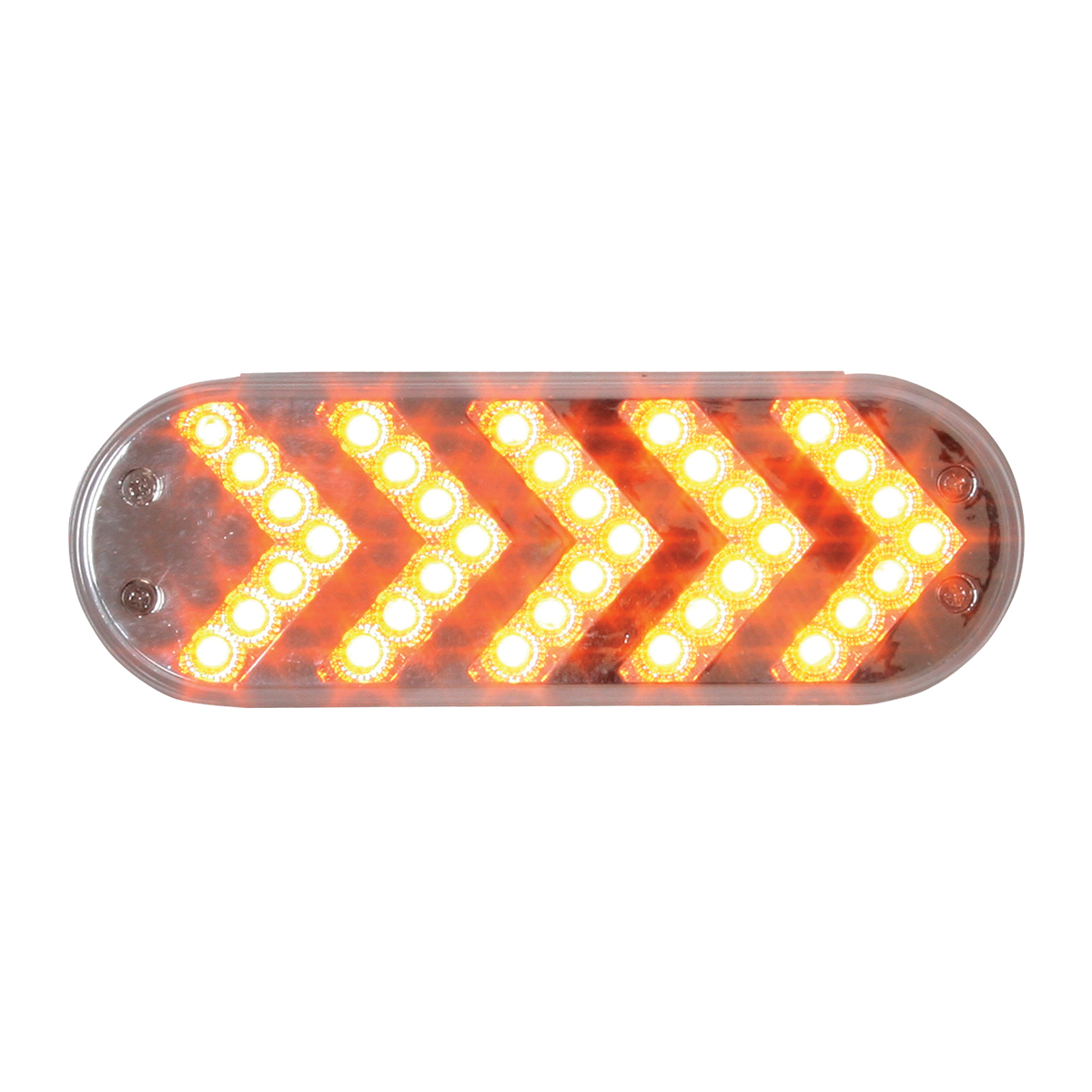 77125 Oval Sequential Arrow Spyder LED Light in Amber/Clear. 77125 Oval Sequential Arrow Spyder LED Light in Amber/Clear  sc 1 st  Grand General & Oval Sequential Arrow Mid-Turn Spyder LED Light - Grand General ... azcodes.com