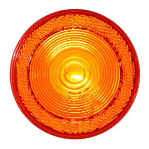 4″ Light with Reflector Lens