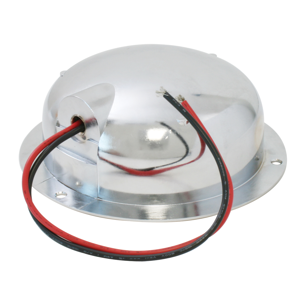 "4"" Pearl LED Light in Chrome Die Cast Housing"