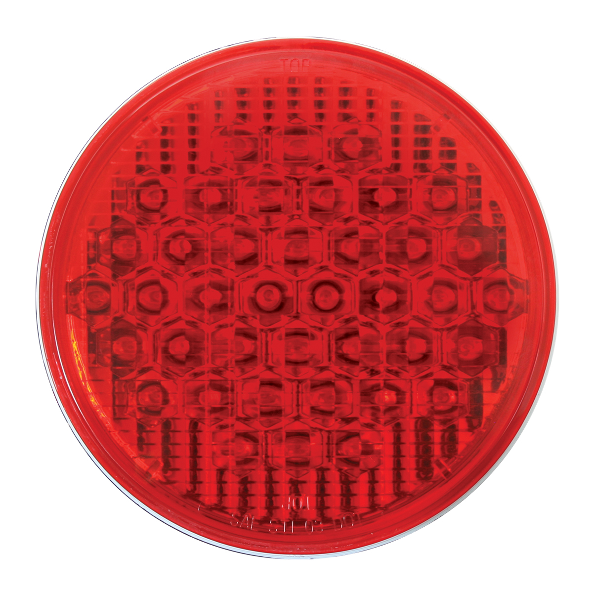 "87700 4"" High Count LED in Red/Red"
