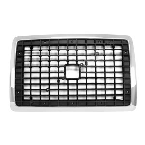 Chrome Plastic Grille with Bug Screen for Volvo
