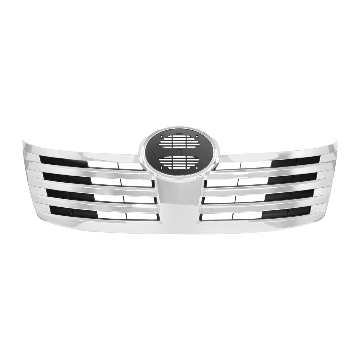 89330 Chrome Plastic Grille for Hino