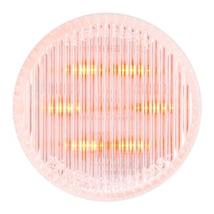 """75981 2"""" Dual Function LED Light in Amber/Clear"""
