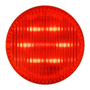"""75982 2"""" Dual Function LED Light in Red/Red"""