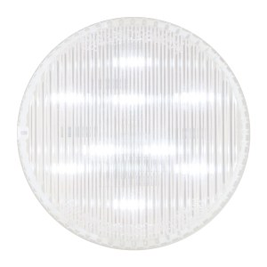 """75994 2.5"""" Dual Function LED Light in White/Clear"""