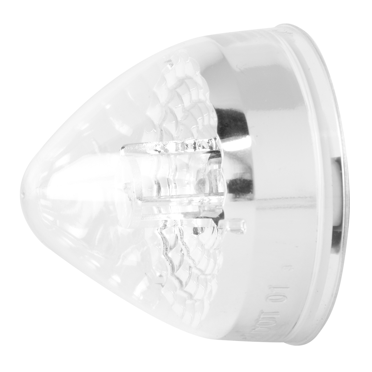 "2"" Beehive Spyder LED Marker Light in Clear Lens"