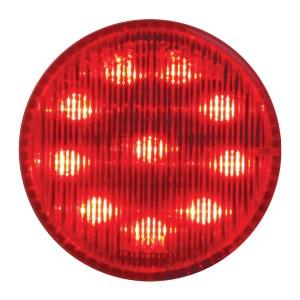 """79281 2"""" Fleet LED Marker Light in Red/Red"""