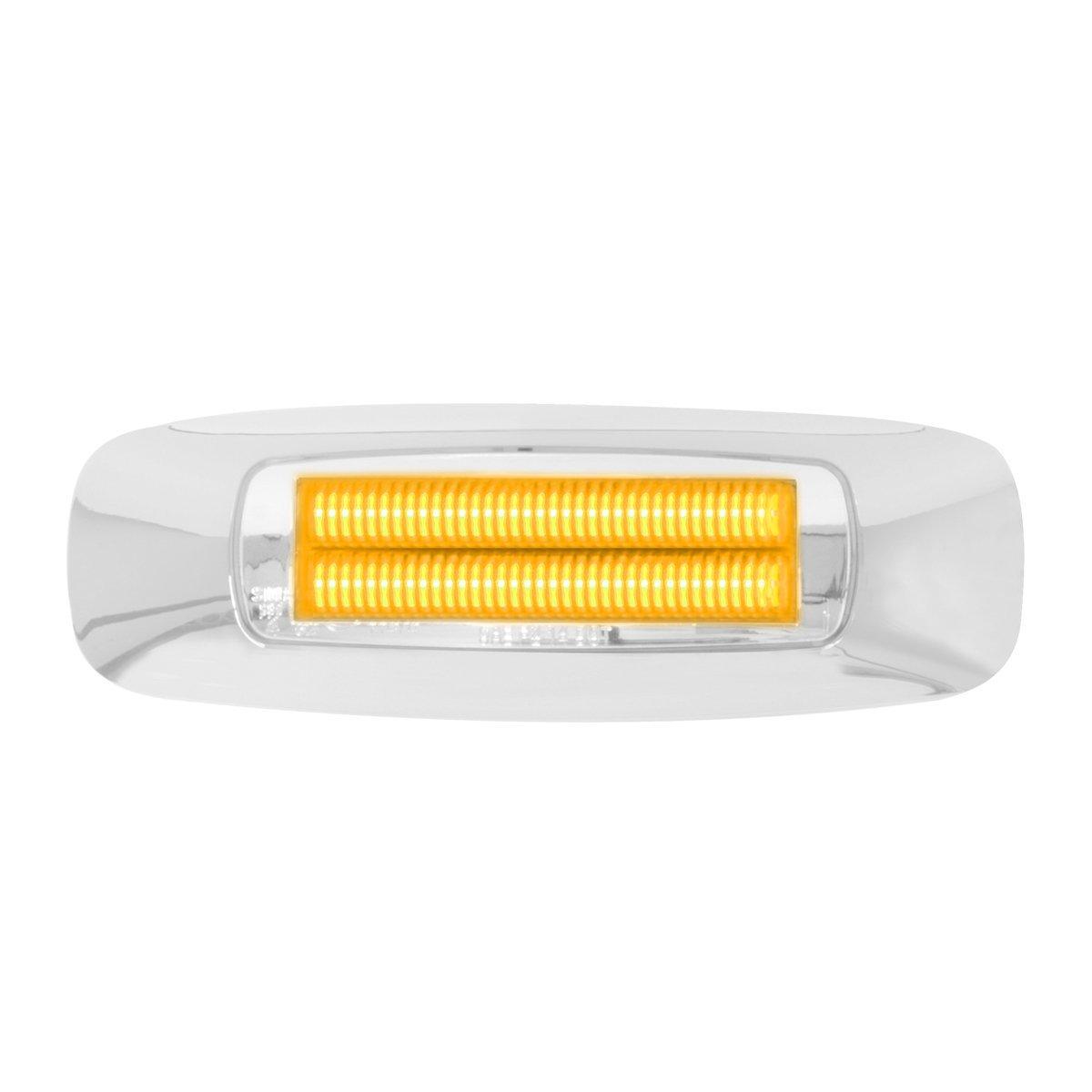 """74831 4-5/8"""" Rectangular Prime LED Marker Light"""