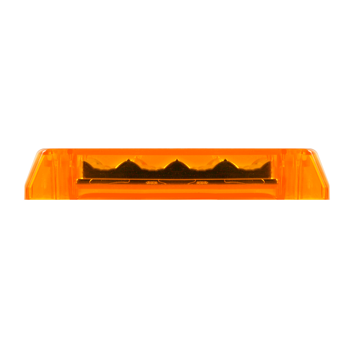 76080 Surface Mount Dual Function LED Light in Amber/Amber