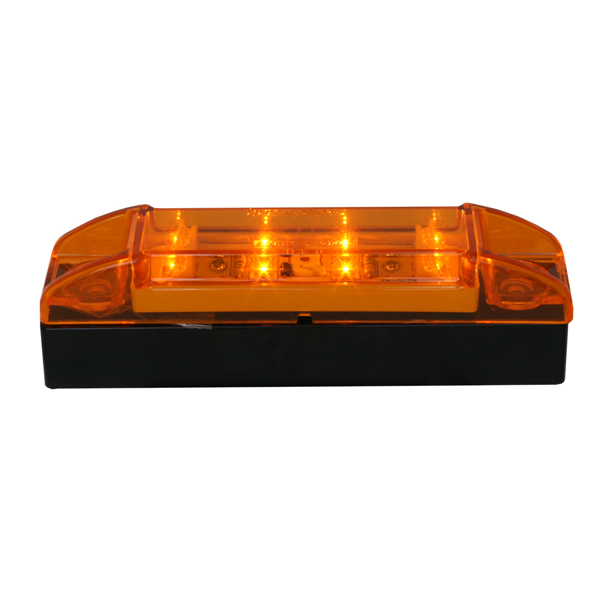 76200 Rectangular Wide Angle LED Light w/ Riser