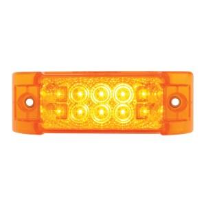 Rectangular Wide Angle Spyder LED Marker & Turn Light