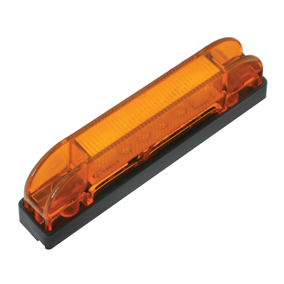 76220 Thin Line Wide Angle LED Marker Light in Amber/Amber