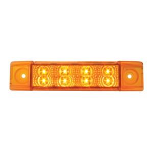 Slim Rectangular Spyder LED Marker Light
