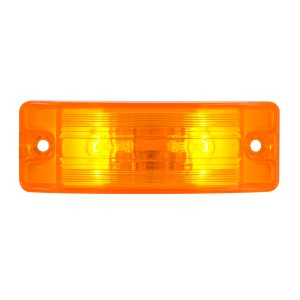 Turtle Style Rectangular Sealed Marker Lights