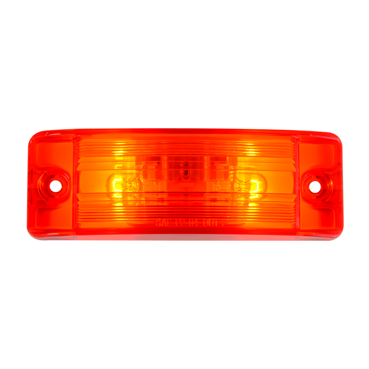 78281 Turtle Style Rectangular Sealed Marker Lights