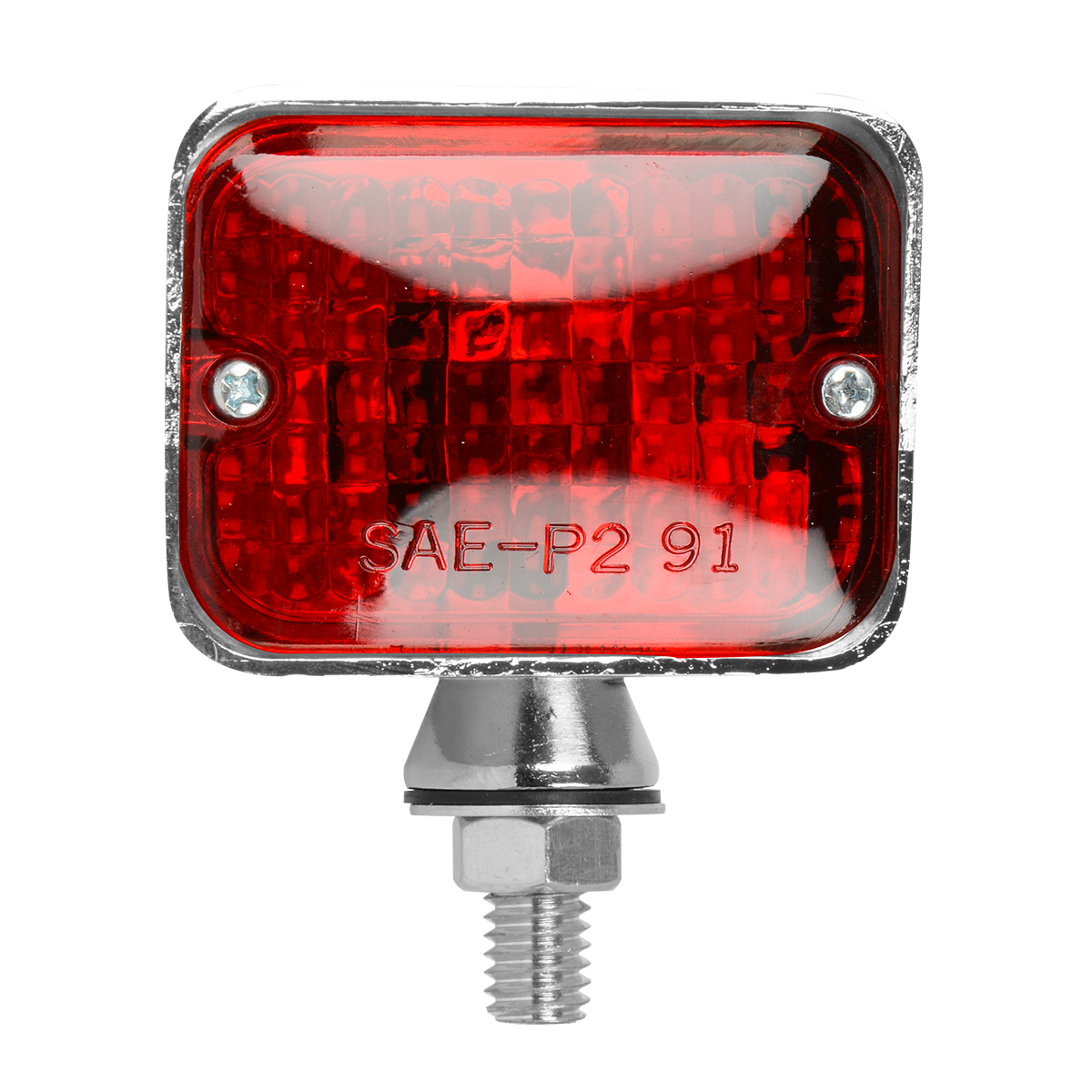 #80914 Large Double Filament Red Light