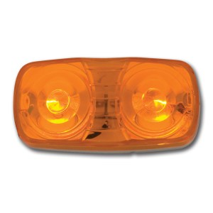 Tiger Eye Two-Bulb Marker Light