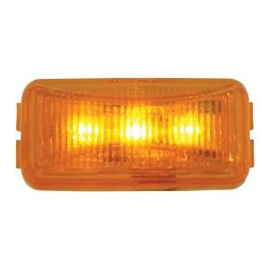 Small Rectangular LED Marker Light