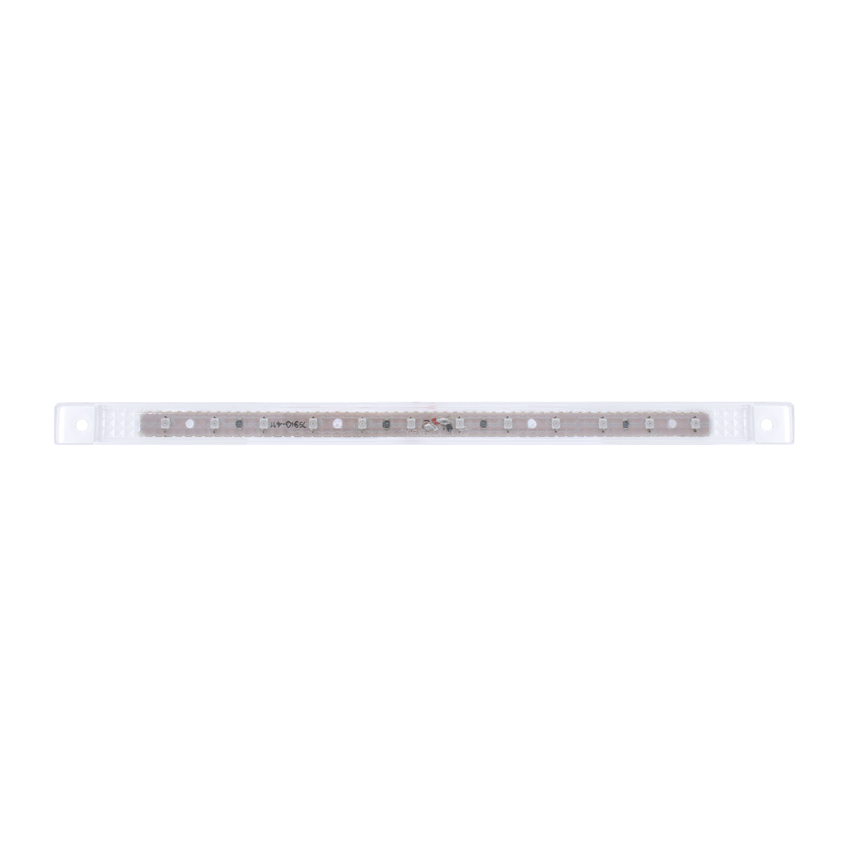 "10-1/8"" Ultra Thin LED Marker Light in Clear Lens"