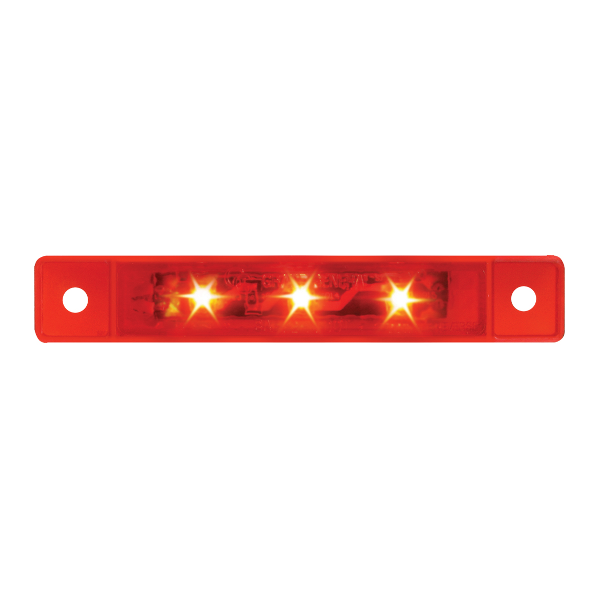 "76282 3.5"" Ultra Thin LED Marker Light"