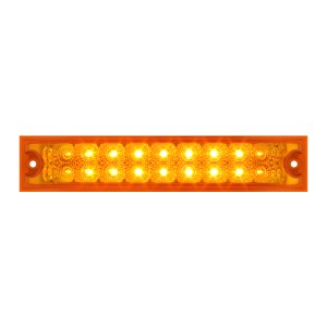 10″ Low Profile Spyder LED Light Bar