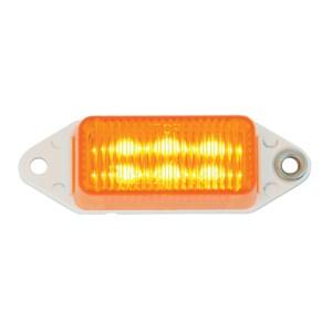 Mini Rectangular LED Marker Light
