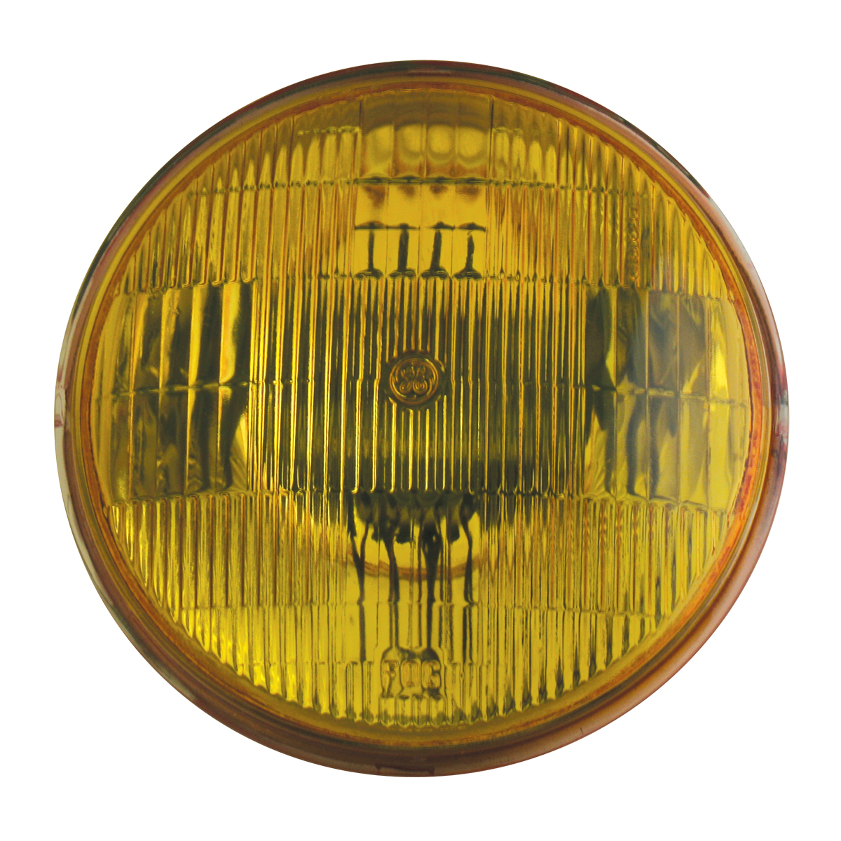 #80419 Round Sealed Beam #4412A Headlight - Amber
