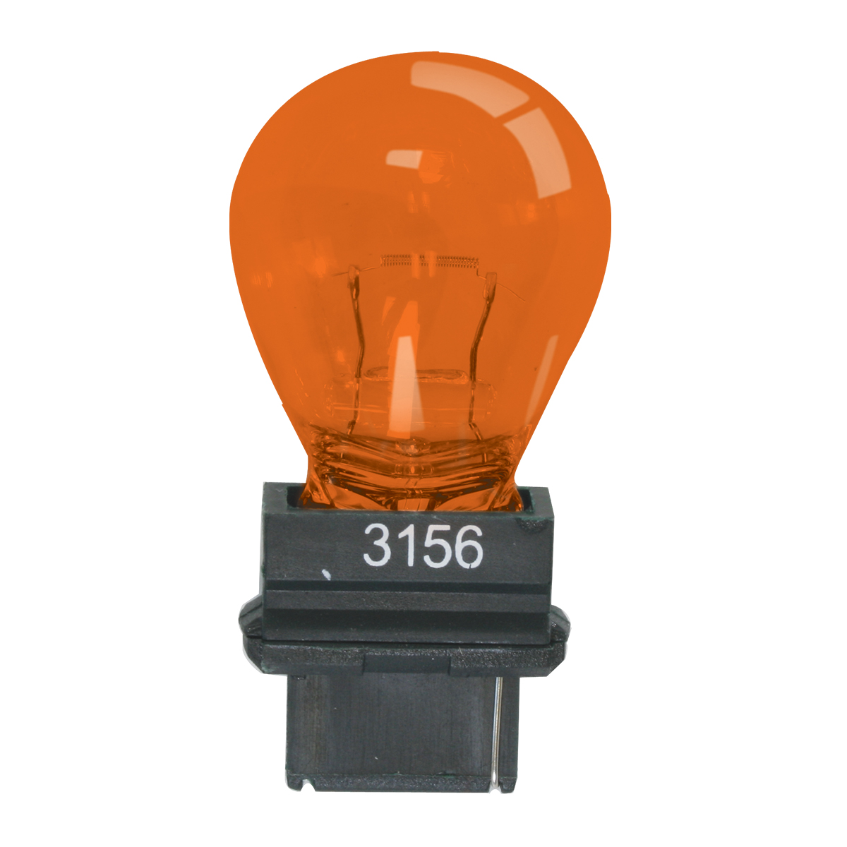 #83960 Miniature Replacement #3156 Amber Light Bulb