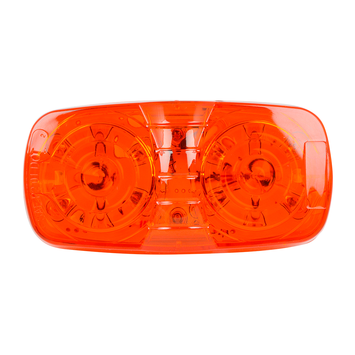 85241 Tiger Eye LED Marker Light in Amber/Amber