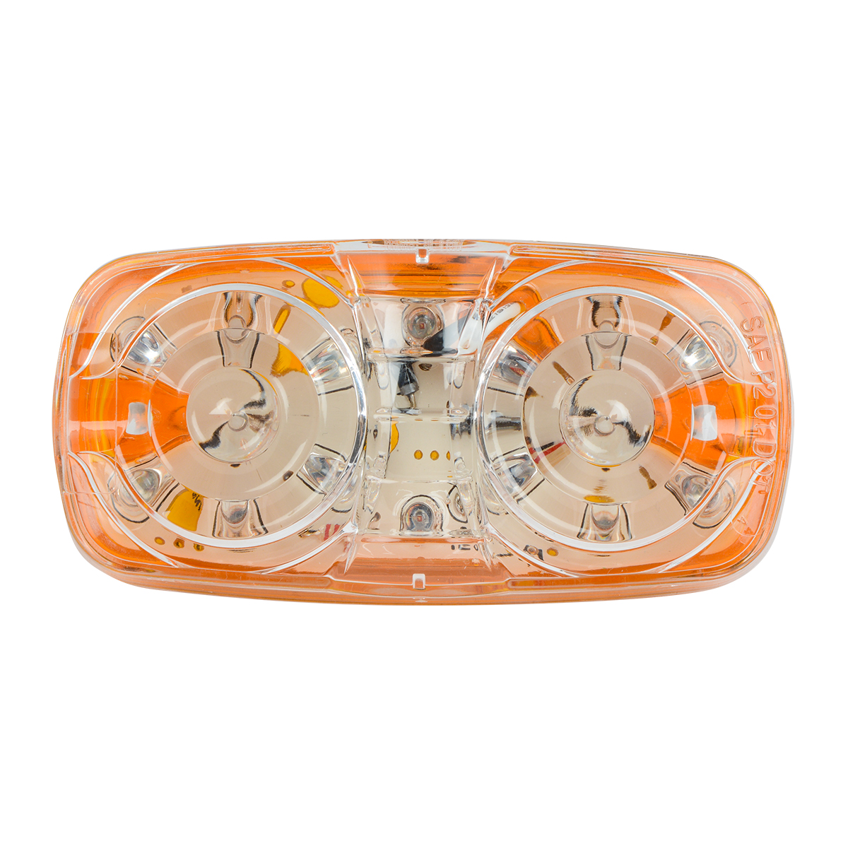 85242 Tiger Eye LED Marker Light in Amber/Amber