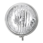 "Stainless Steel 9 ½"" Headlight"