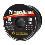 Primary Wires in 18 Gauge