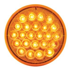 4″ Round Synchronous/Alternating Pearl LED Strobe Light