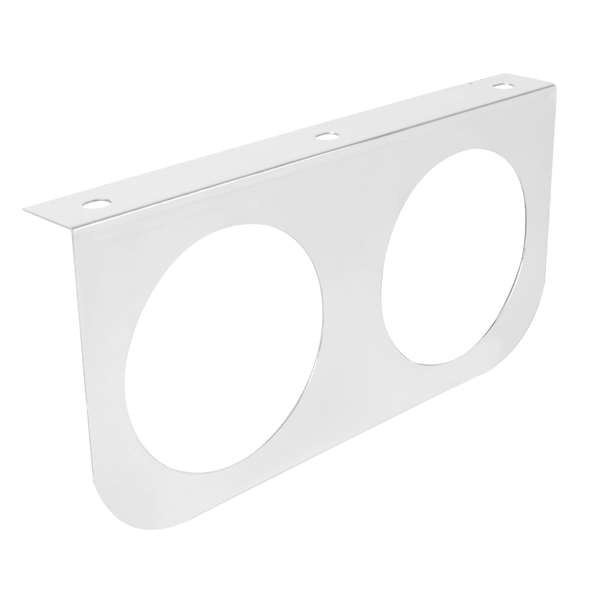 #81433 Stainless Steel Light Mounting Bracket Only
