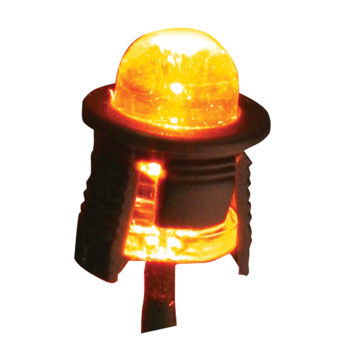 81251 Amber Interior Single LED Snake Light