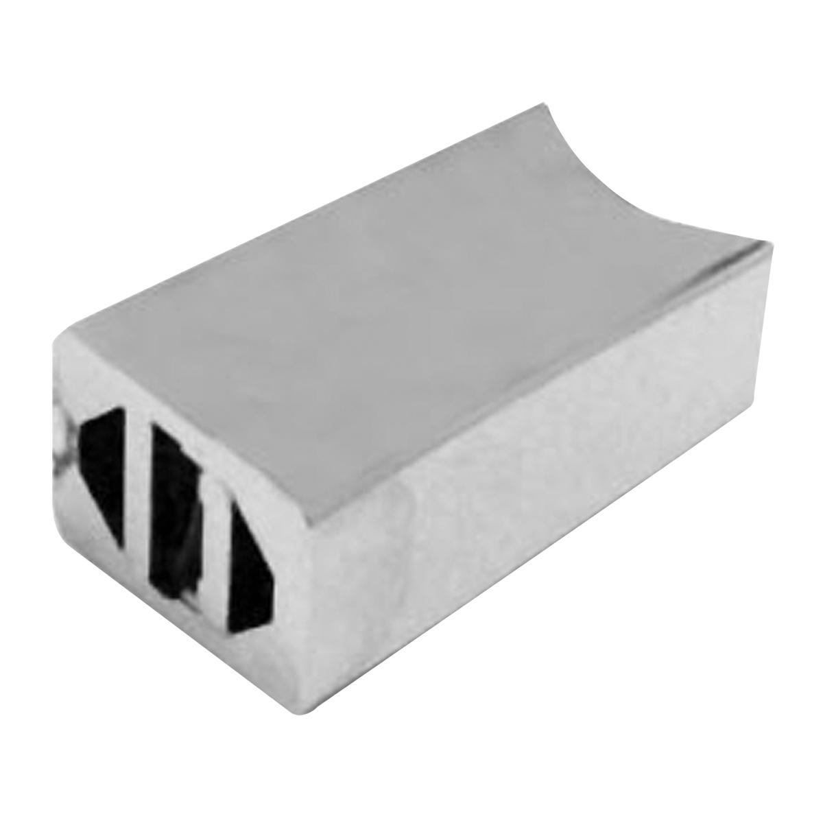 68281 Chrome Plastic A/C Extension Knob for Peterbilt 379
