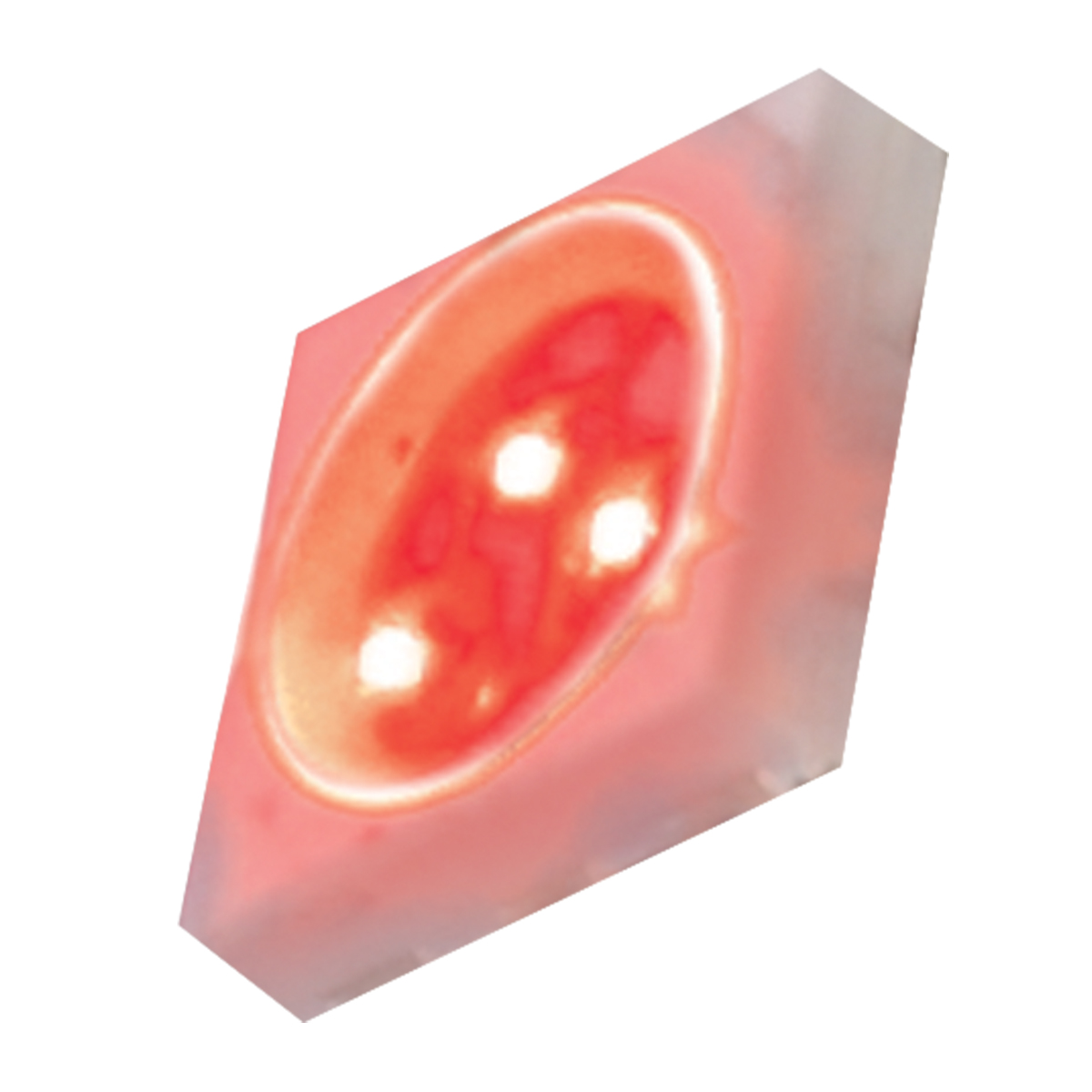 74943 Red 73/37 Dash LED Bulb