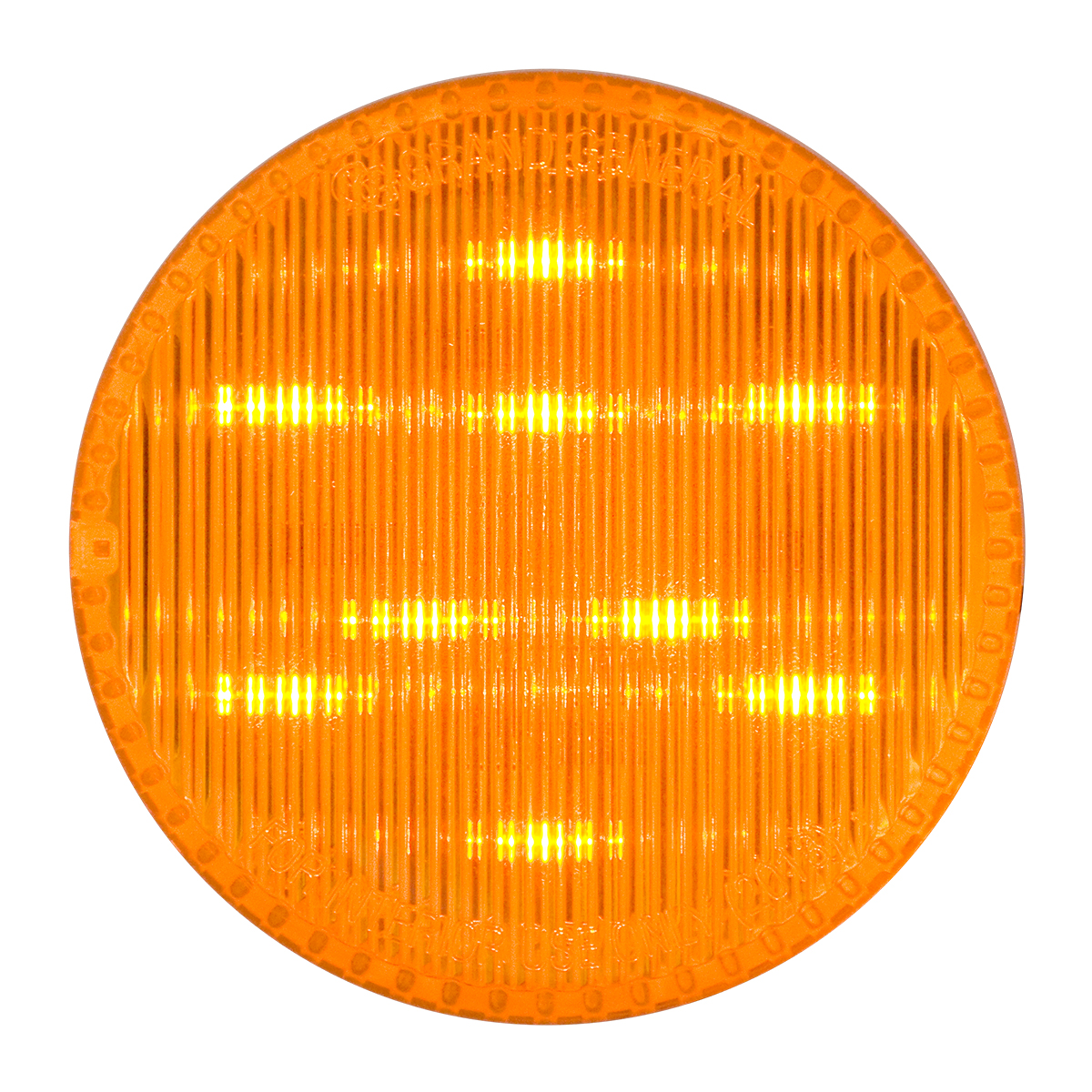 """75990 2-1/2"""" Round Dual Function Light"""