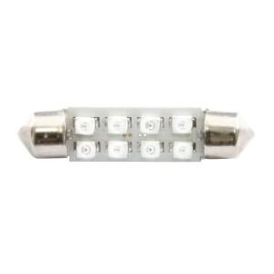 211-2 Dome Type 8 LED Light Bulb