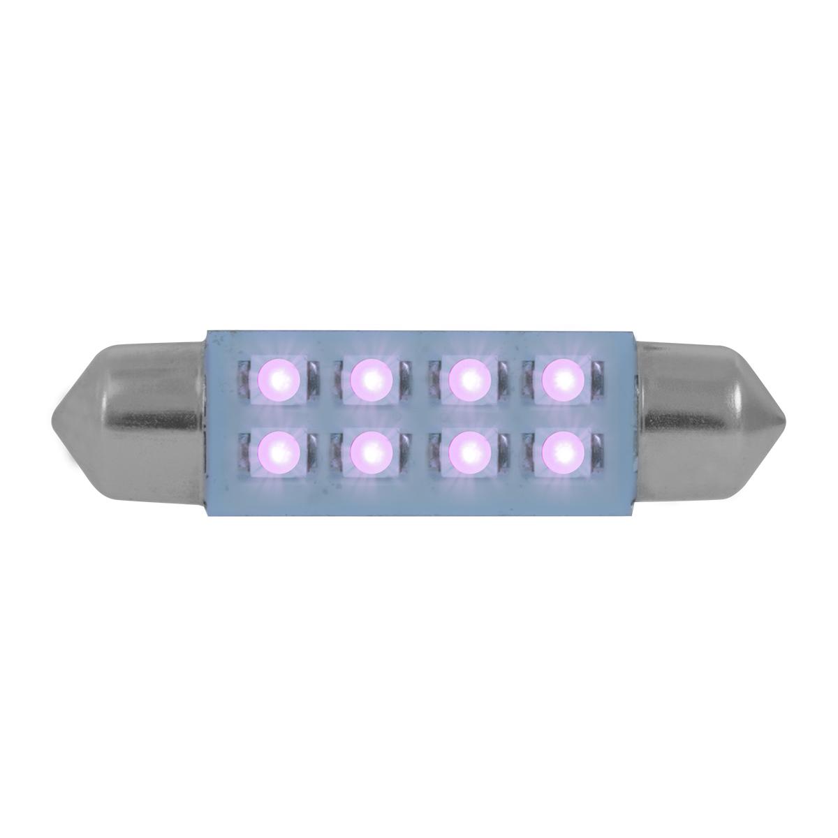 77155 Purple 211-2 Dome Type 8 LED Light Bulb