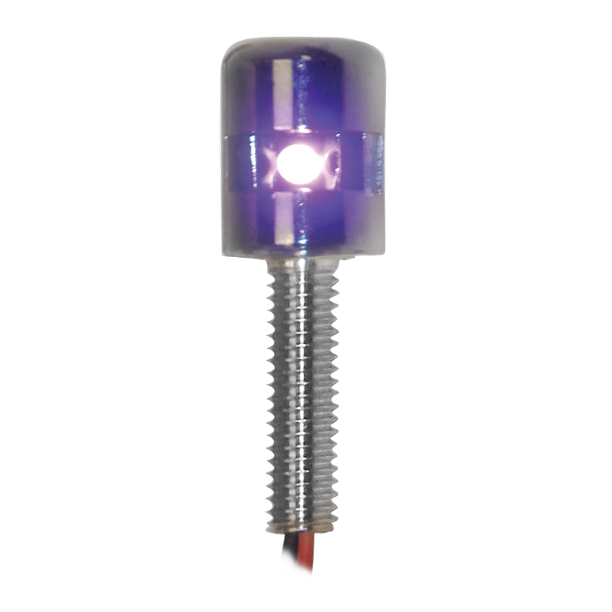 77203 Purple Side Type Screw LED Light