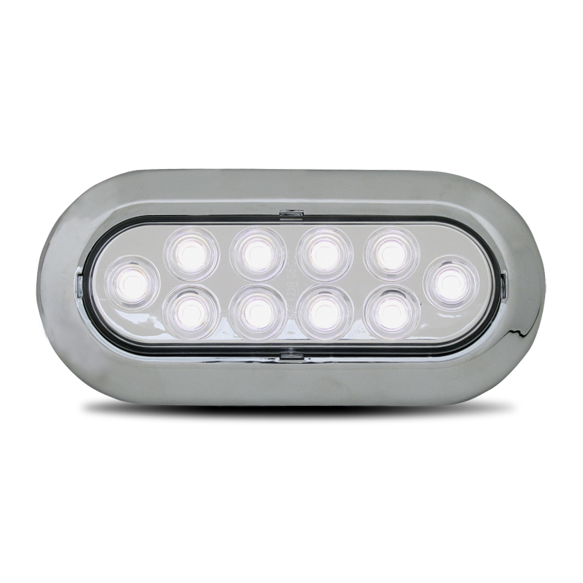 77379 Surface Mount Oval Mega 10 Plus LED Light