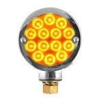 Chrome Plastic Bezel w/o Visor for 3″ Round Pedestal Light