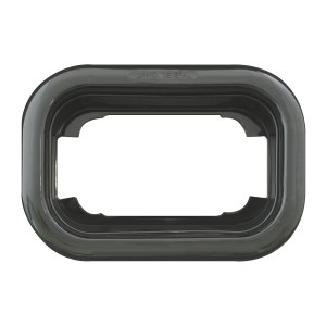 Open Back Grommet for Large Rectangular Light
