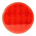 3″ Round Stick-On Reflector