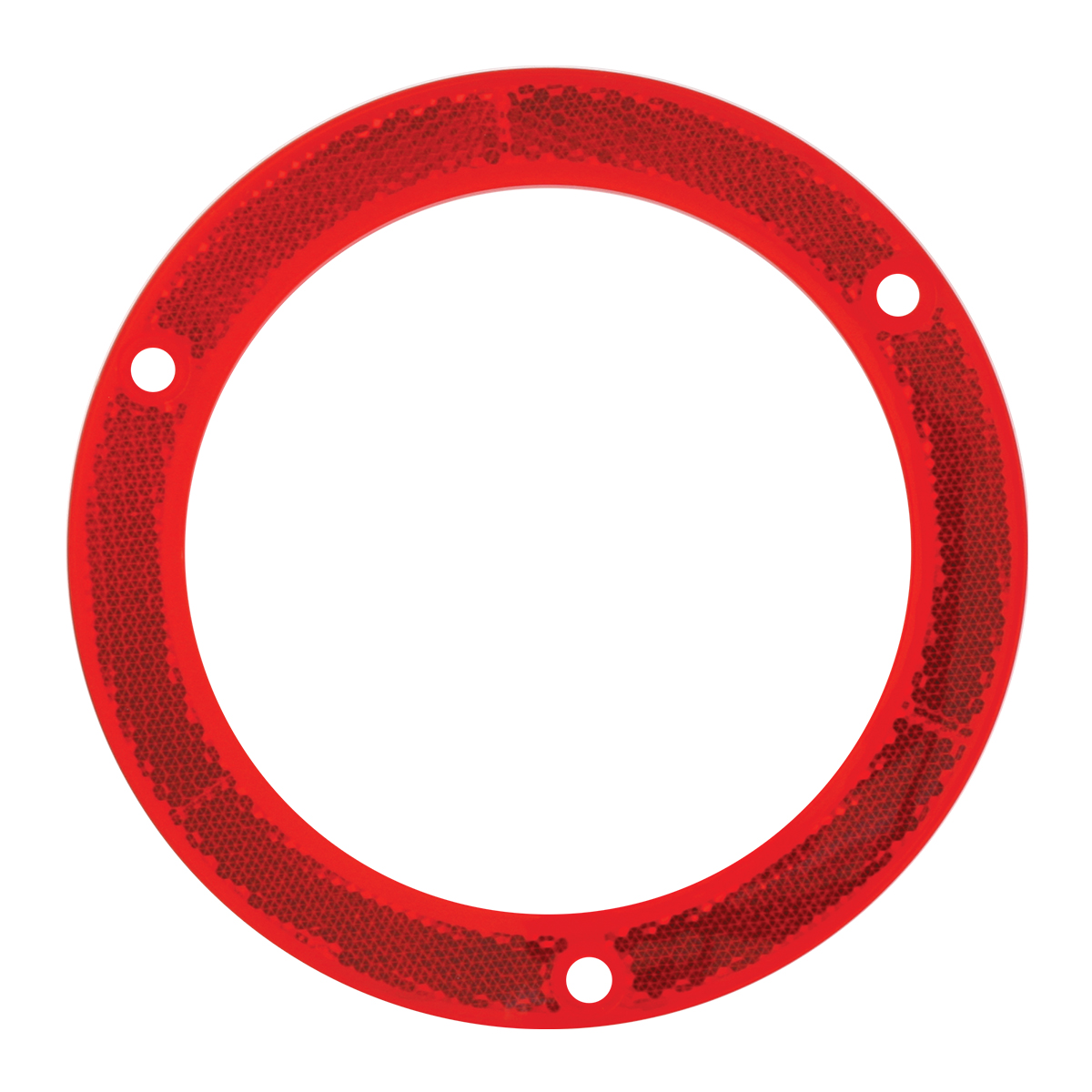 "81635 Red Reflector Ring for 4"" Round Light"