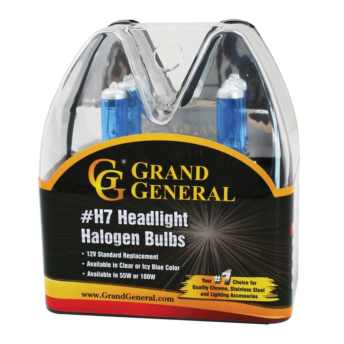 82057 H7 Headlight Halogen Bulb