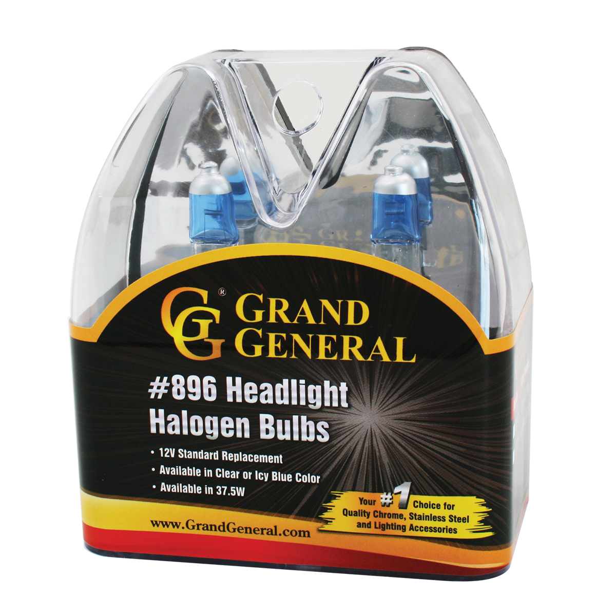 82129 Icy Blue 896 Headlight Halogen Bulb