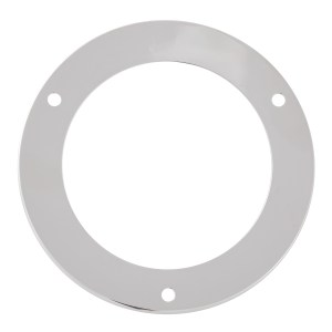Stainless Steel Security Ring for 4″ Round Light