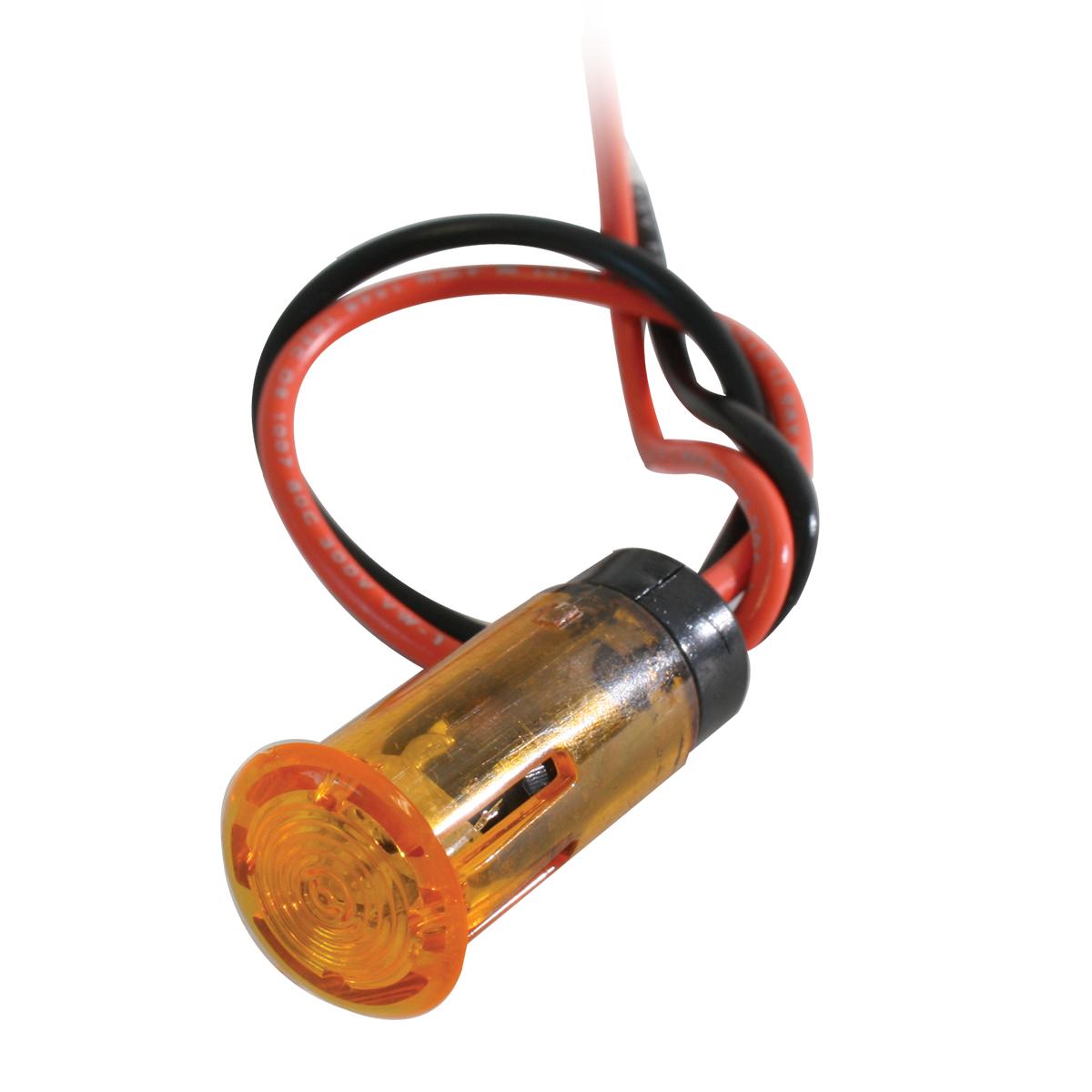 87440 Amber Indicator LED Light